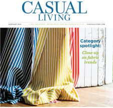 CasualLiving January Digital cover 2016
