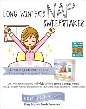 Long Winters Nap Sweepstakes