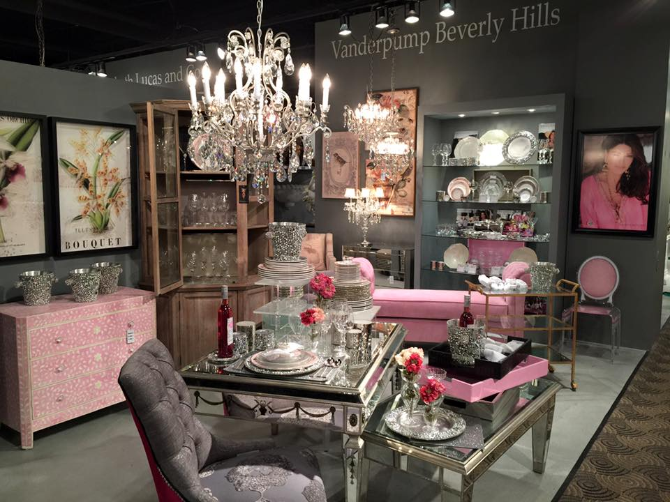 Lisa Vanderpump Debuts New Home Collection Home Accents Today
