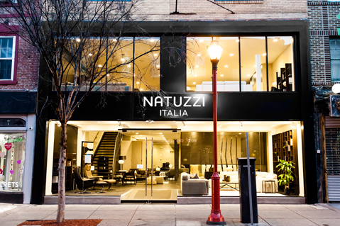 Natuzzi Opens First Italia Store In Pennsylvania
