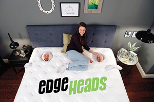 Leggett & Platt's new Edge Heads