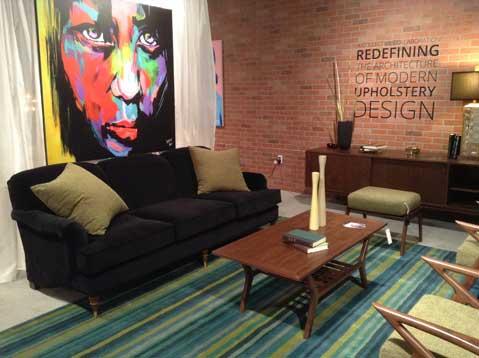 Joybird Four Studio Showroom