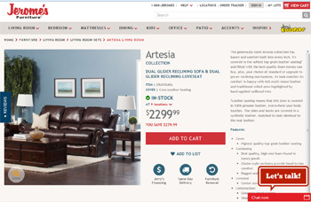 Retail report how was your weekend furniture today for Website to sell furniture