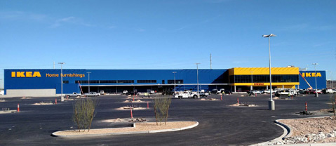 Ikea to open las vegas store may 18 furniture today for Southwest furniture las vegas nv