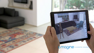Cimagine augmented reality app
