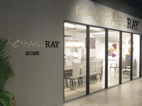 Rachael Ray Entrance