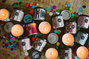 Mingle from Bridgewater Candle
