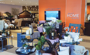 Grand Furniture Outlet Virginia Beach At the entrance of its new Ashley HomeStore, GrandBrands invites ...
