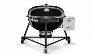 Weber Summit Charcoal Holzkohlegrill : Weber introduces summit charcoal grill casual living