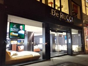 De Rucci Expanding U S Bedding Retail Presence Furniture
