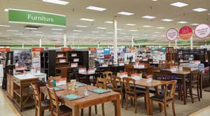Furniture Is A Strong Category For Shopko, And It Believes It Can Also Work  In A Smaller Format.