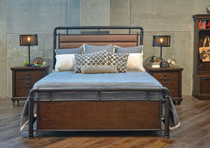 SLF Fulton bed