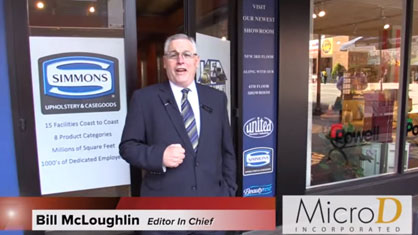 Bill McLoughlin at Market