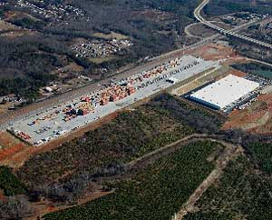 S.C. to open second inland port