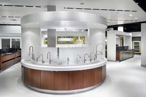 Pirch faucets