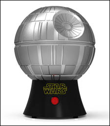 Pangea Death Star popcorn maker