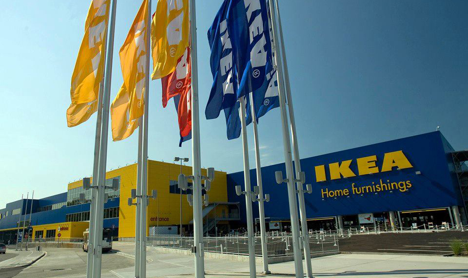 Ikea plans to build a second store in Virginia, increasing its presence in the Southeastern U.S.