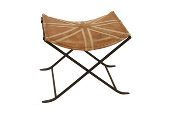 Accessories Abroad_British flag stool
