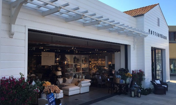 Pottery Barn debuts new store design | Home Accents Today