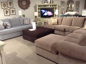 City Furniture Is Rolling Out In Stock Custom Options Its Kevin Charles Upholstery Line