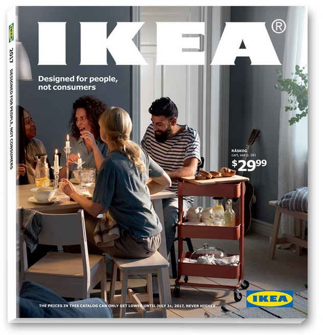 ikea 2017 catalog preview home accents today. Black Bedroom Furniture Sets. Home Design Ideas