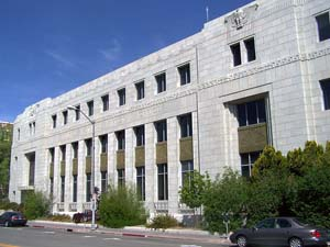 Reno Nevada post office