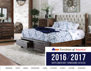 Bedroom Furniture Catalogue 2017 furniture of america launches catalog at vegas market | furniture