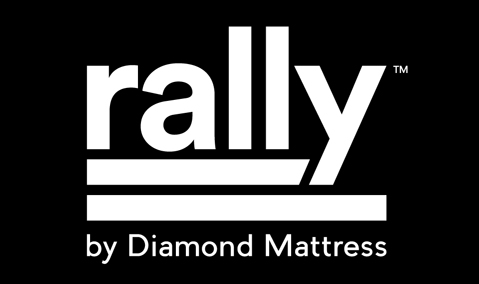 Diamond Mattress Rally logo