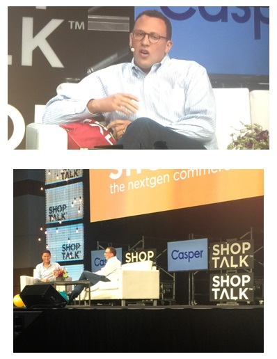 Casper Mattress's Philip Krim at ShopTalk16