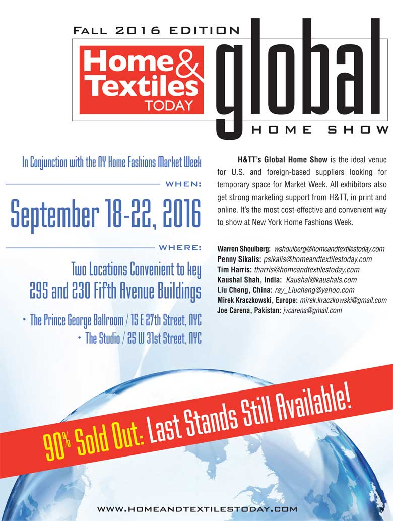 Global Home Show Fall 2016