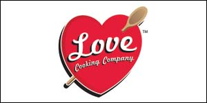 Love Cooking Company logo