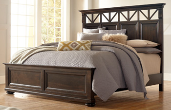 Great Borkholder Furniture Sienna Bed
