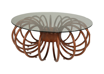 David Francis_Spring accent table