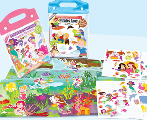piggy story activity tote