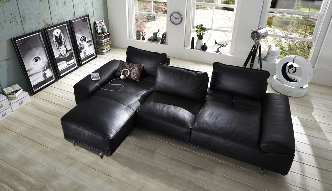 Italian Leather Upholstery At Attainable Prices Furniture Today