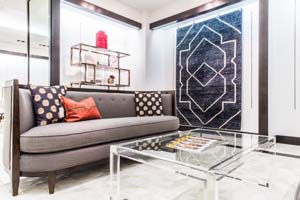 ATG furnishings at Styled Seattle