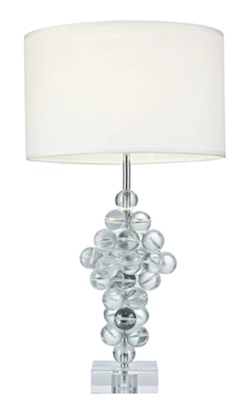 Gilded Home_Taylor Bubble lamp
