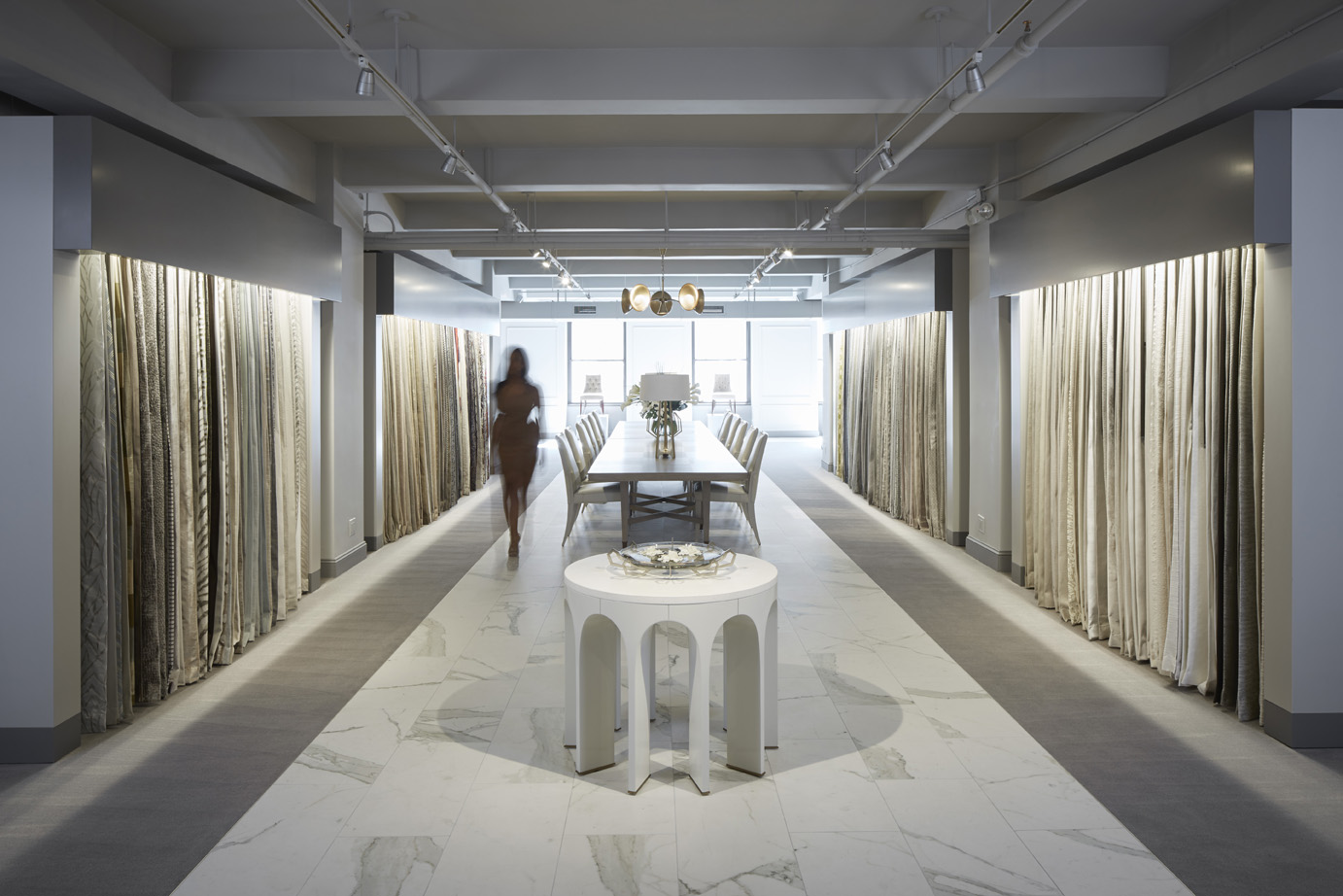 baker furniture launches textile showroom in new york city furniture