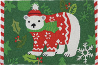 Holiday Polar Bear