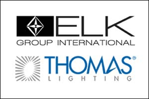 ELK Thomas Lighting logos