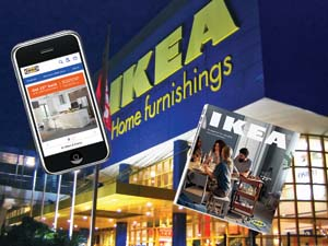 IKEA omnichannel platforms
