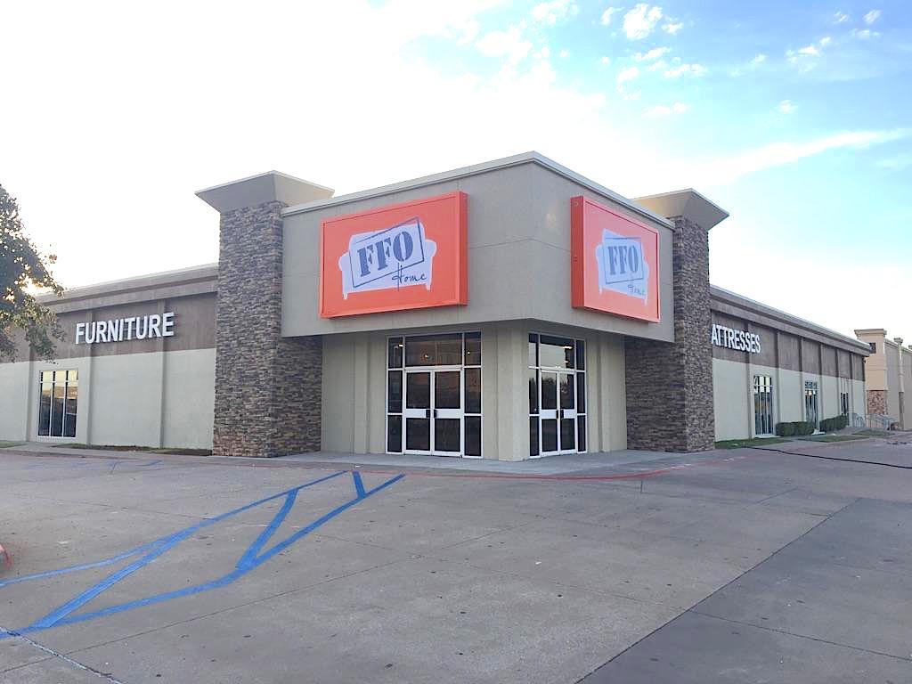 Etonnant Ffo Wichita Store