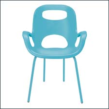 Rowan Was Behind The Development Of The Oh Chair