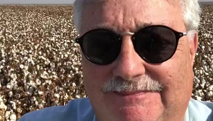 Live from the Supima Cotton Harvest