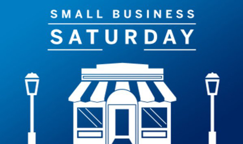 Mayor Biskupski supports local, small businesses on Small Business Saturday