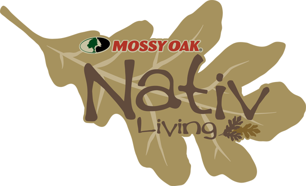 Mossy Oak Nativ Living logo
