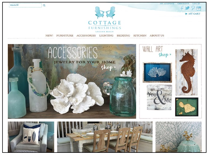Bricks to Clicks Cottage Furnishings