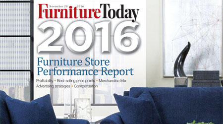 Furniture Store Performance Report 2016