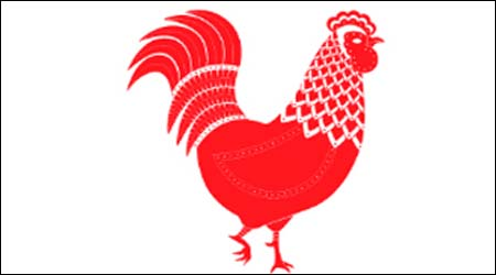 Bloomingdales Year of Rooster logo