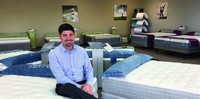 "The team at Joplimo is exceptional at connecting better sleep to quality components,"" he said. ""As a former Leggett & Platt partner, Brian intimately understands our bedding components and how they create support and comfort for restful sleep. He celebrates Joplimo's commitment to building beds with high-quality innersprings and it seems to give him a real advantage."""